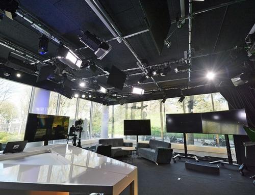 """550 DTS FIXTURES INSTALLÉS À """"NEXT RADIO TV"""" À PARIS"""
