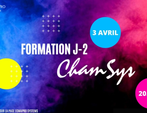 Formation ChamSys – 2