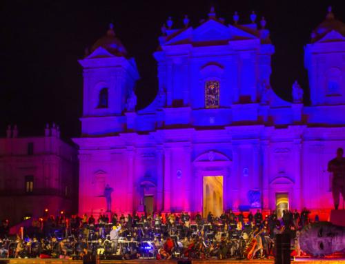 Andrea Bocelli brille avec PROLIGHTS