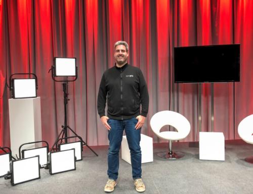 Lean-pro s'appuie sur Prolights: EclPanel TWC JR pour son propre studio de diffusion en direct